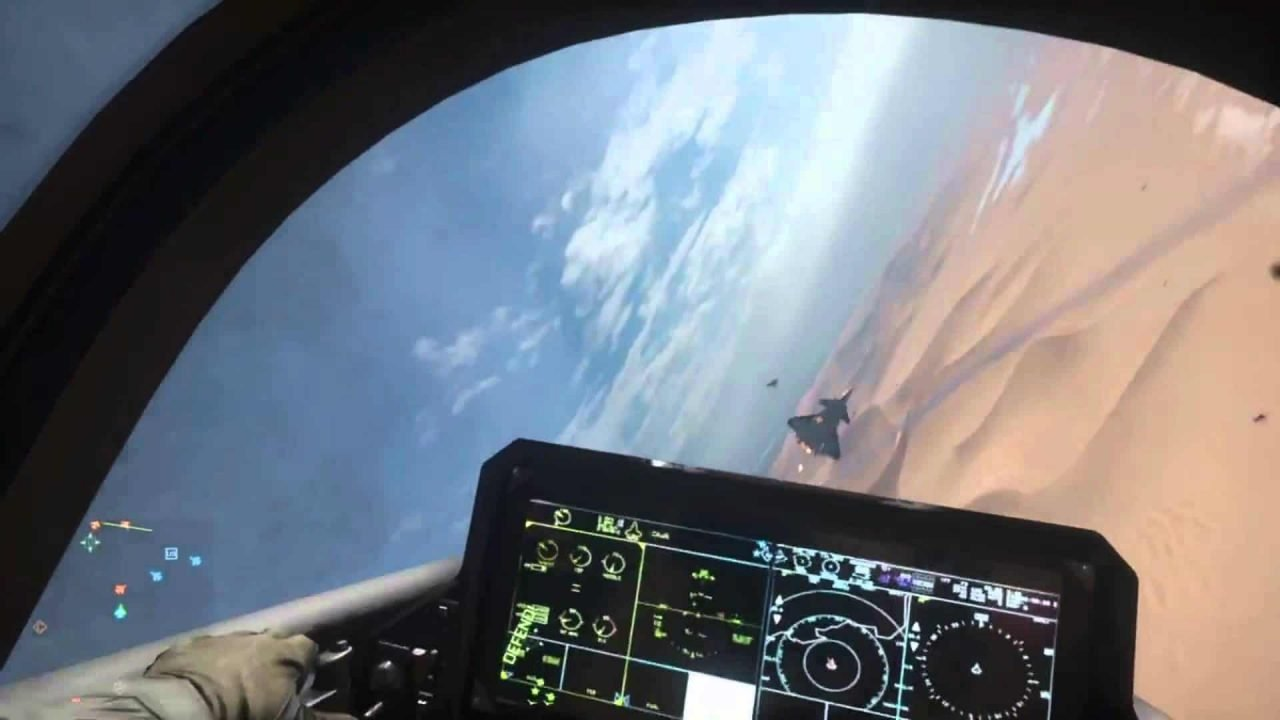 Tokyo Game Show 2018: Ace Combat 7: Skies Unknown VR Hands On 1