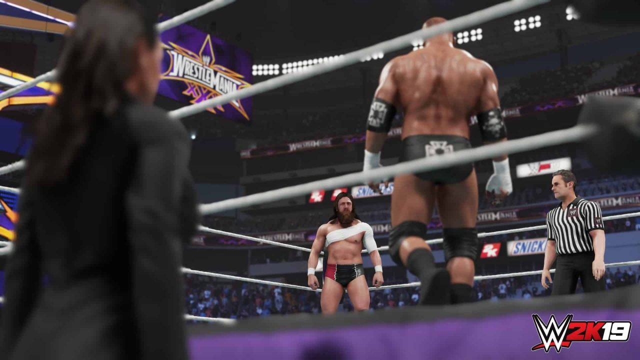 Wwe 2K19 (Ps4) Review 1