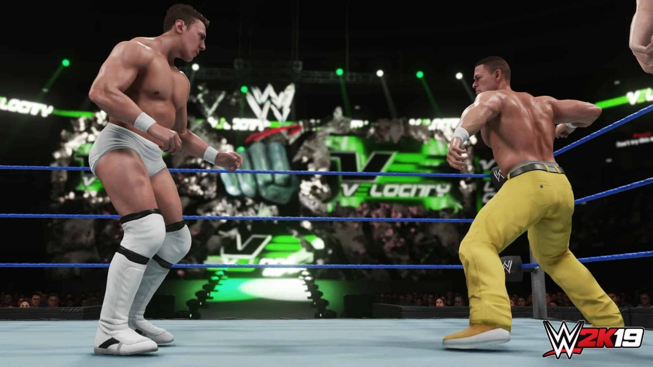Wwe 2K19 (Ps4) Review 2