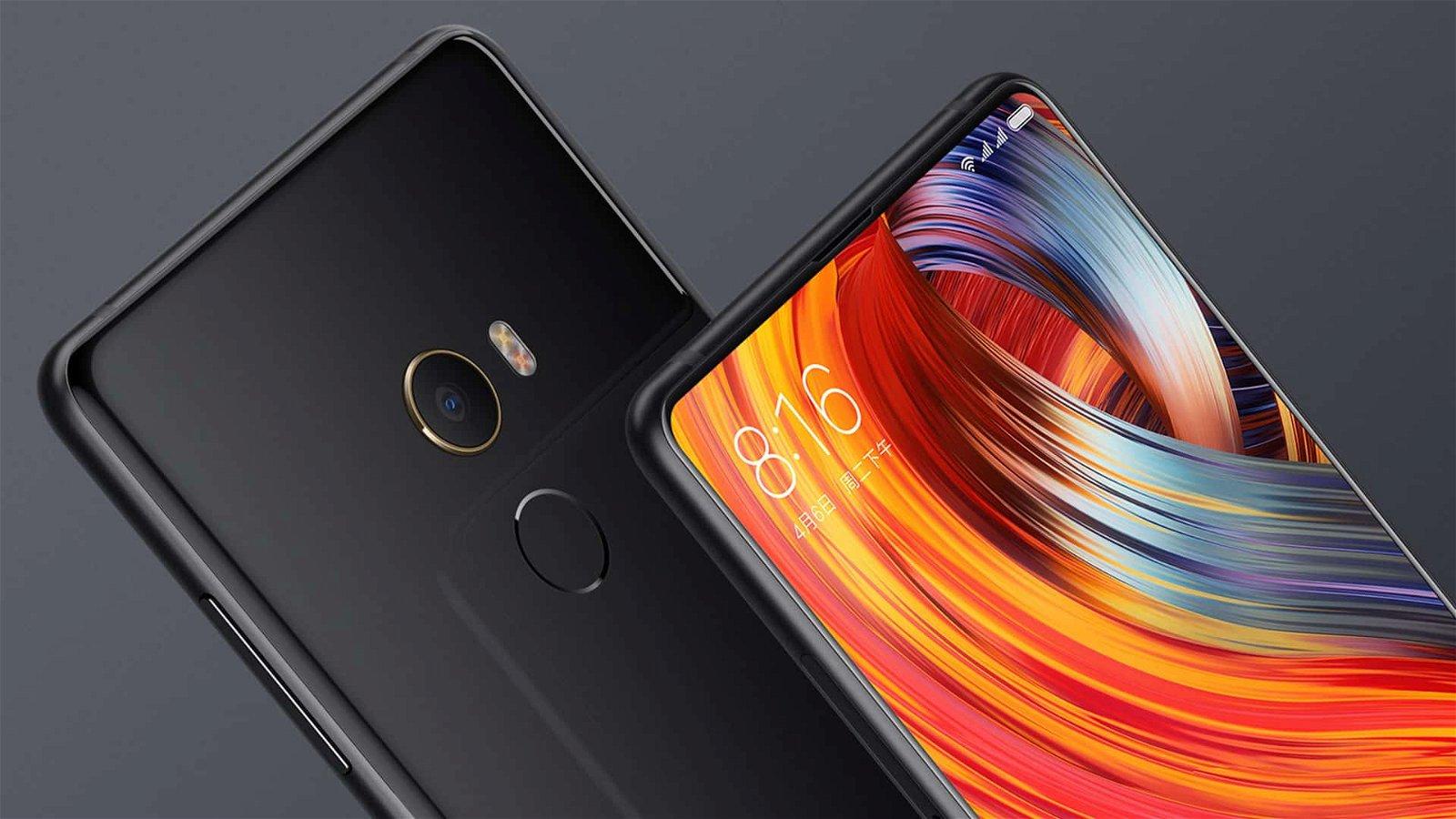Xiaomi Mi Mix 2S (Smartphone) Review 12