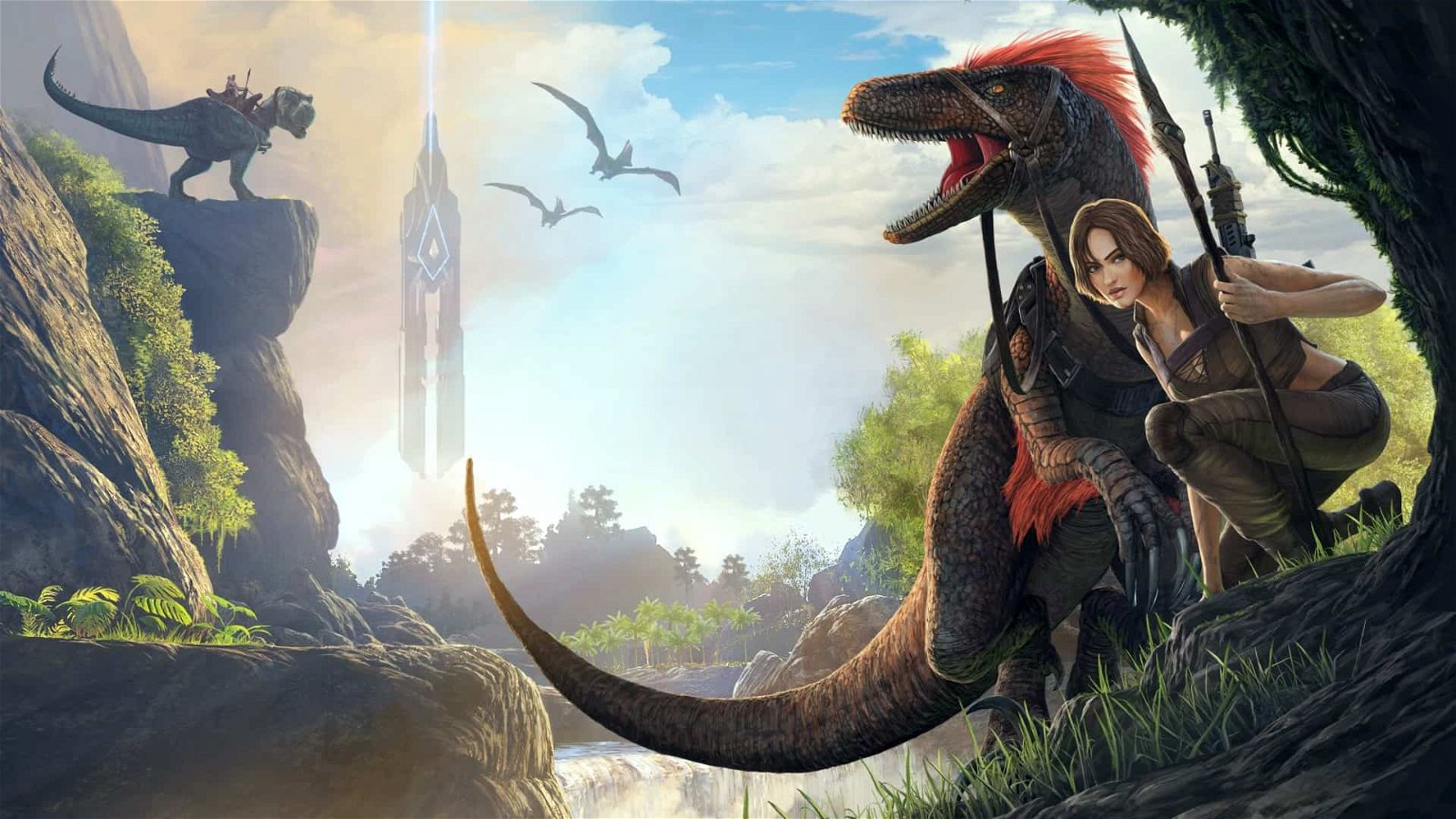 ARK moves the hunt to the Nintendo Switch 1