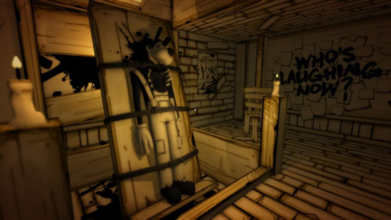 Bendy And The Ink Machine Xbox One Review 2