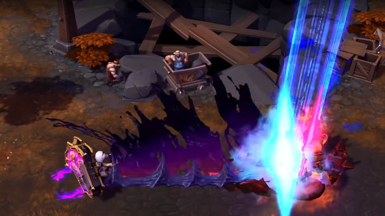 BlizzCon 2018: Heroes Of The Storm Reveals Nexus Exclusive Hero 2