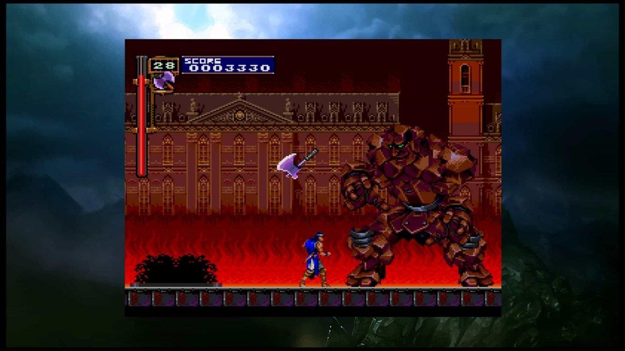 Castlevania Requiem (PS4) Review 2