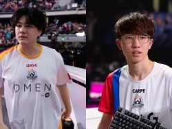 China faces off Against Korea in the Overwatch World Cup Finals