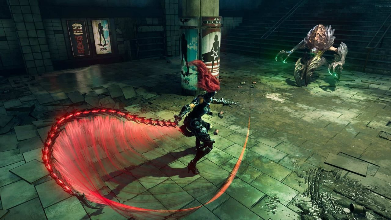 Darksiders 3 (PlayStation 4) Review 1