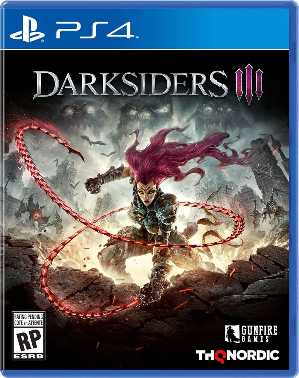Darksiders 3 (PlayStation 4) Review 5