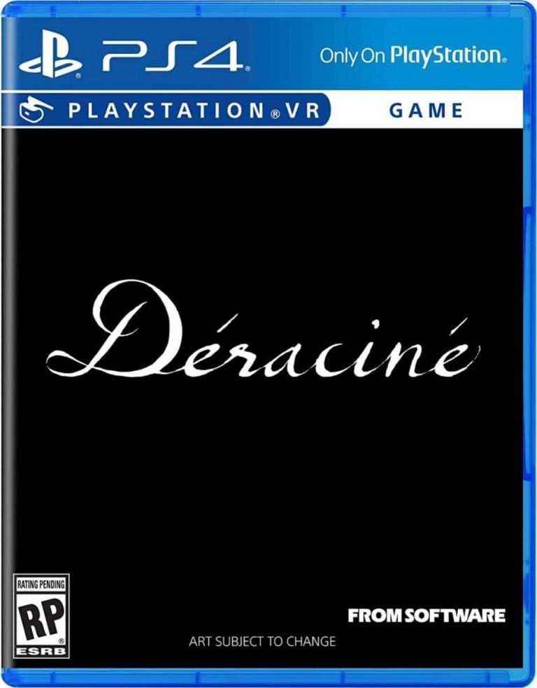 Déraciné (PlayStation 4) Review 1