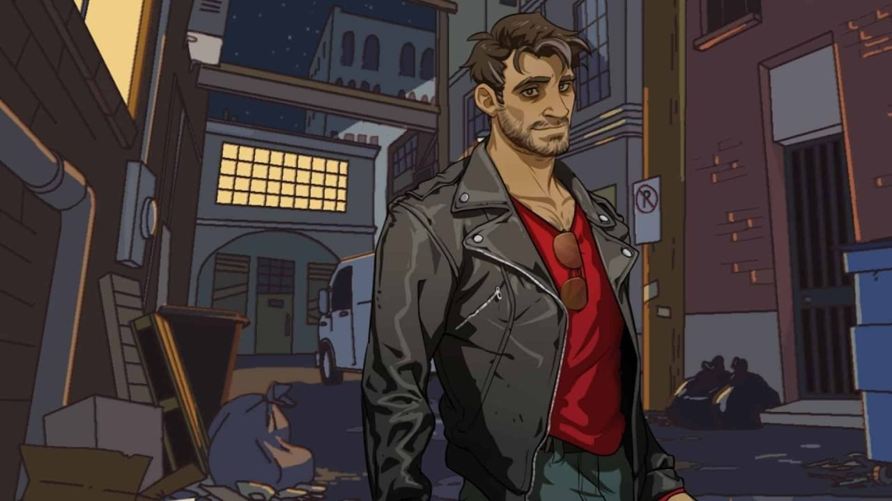 Dream Daddy: Dadrector's Cut (PS4) Mini-review