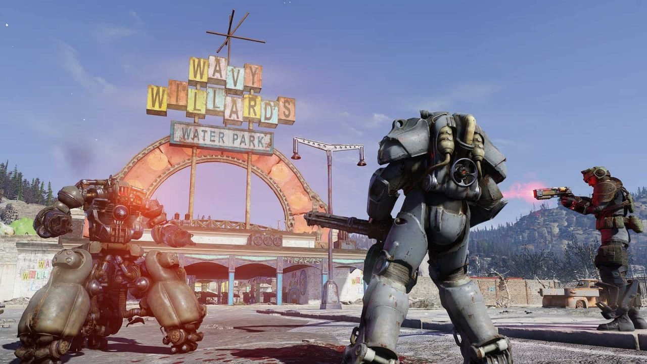 Fallout 76 (Ps4) Review 5