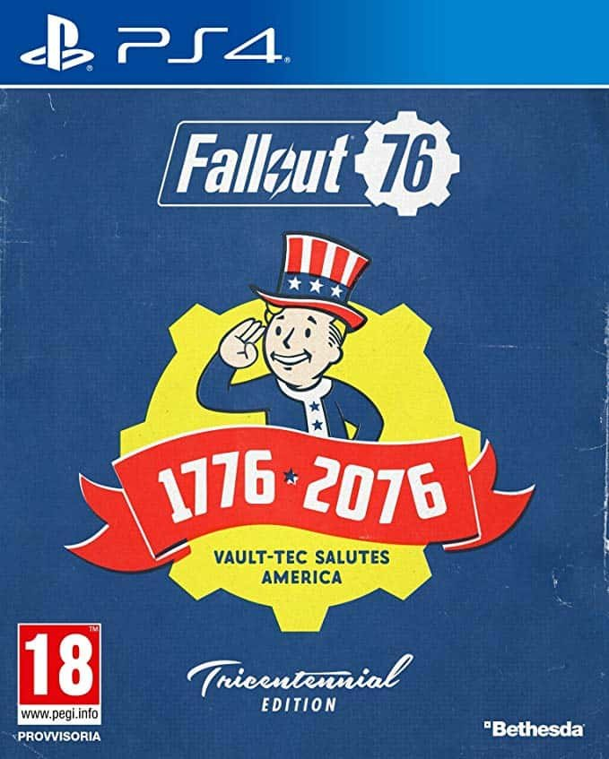 Fallout 76 (PS4) Review 7