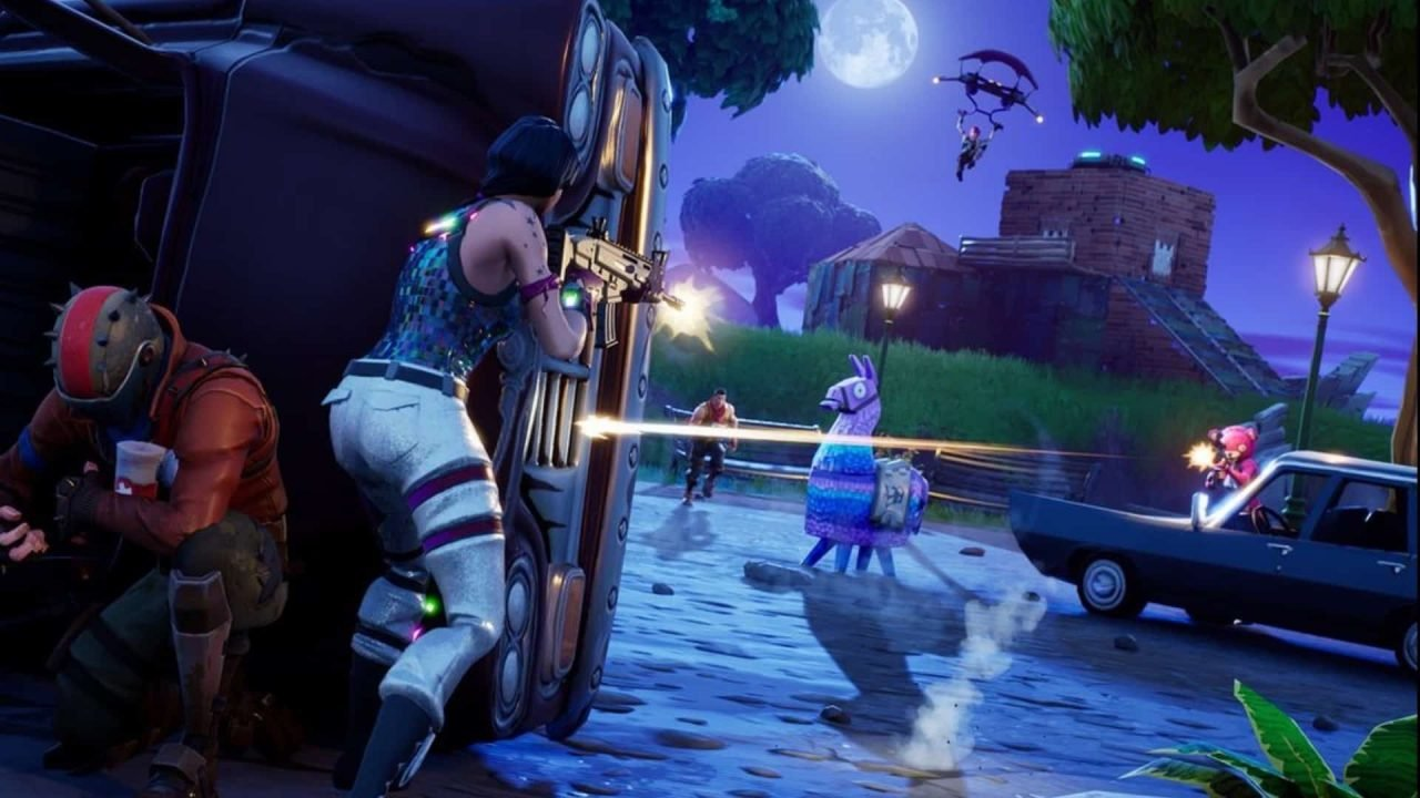 Fortnite Passes 200 Million Players, Announces Item Gifting