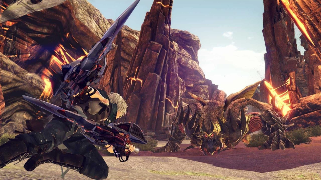 God Eater 3 Hands on Impressions 1