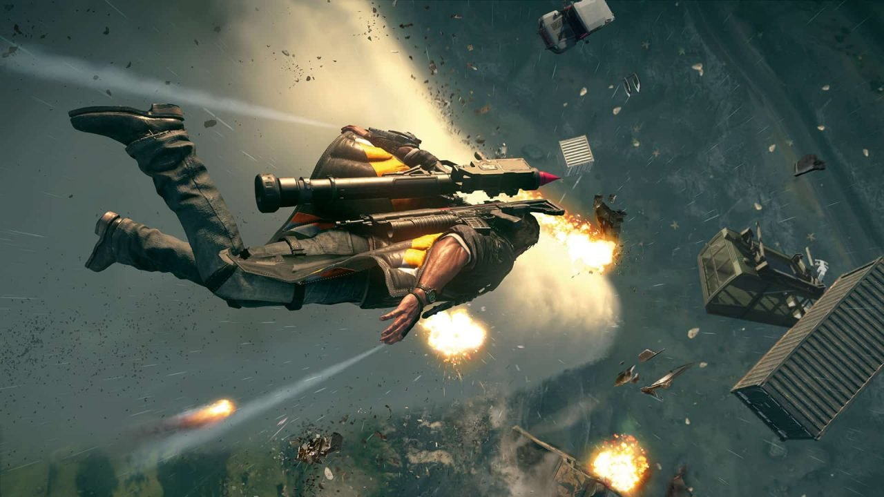 Just Cause 4 (PC) Preview