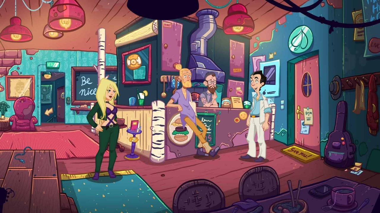 Leisure Suit Larry: Wet Dreams Don't Dry 2