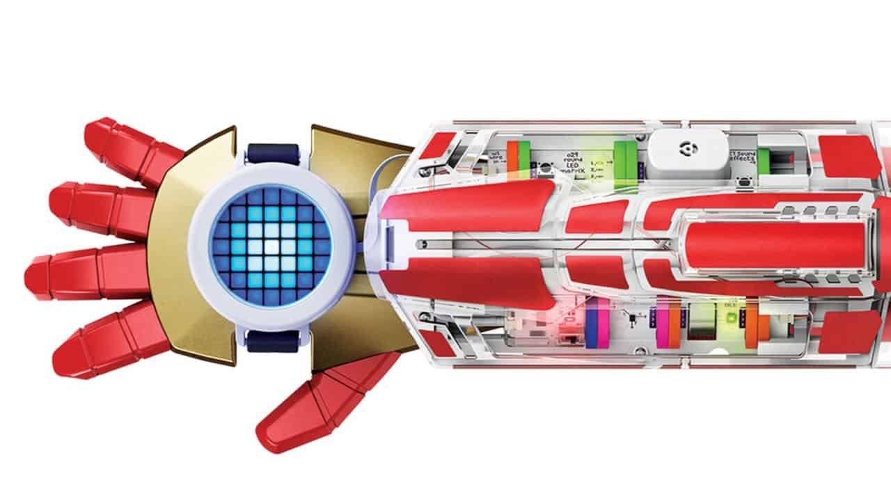 LittleBits Avengers Hero Inventor Kit Review 5