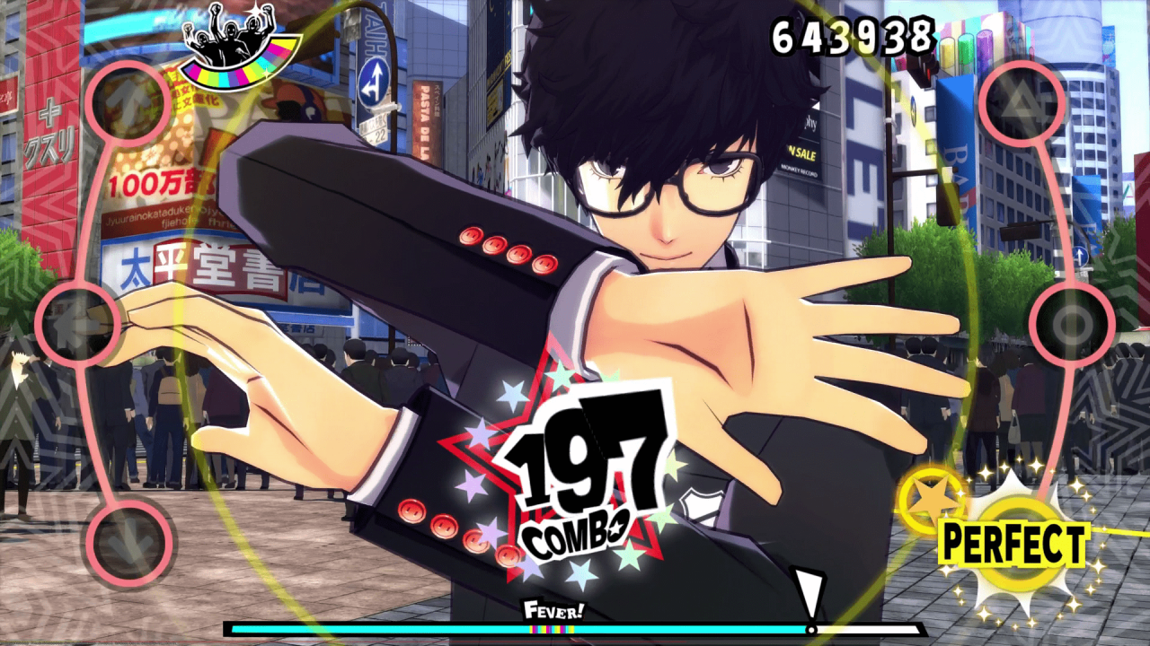 Persona 5: Dancing in Starlight (PS4) Review 1