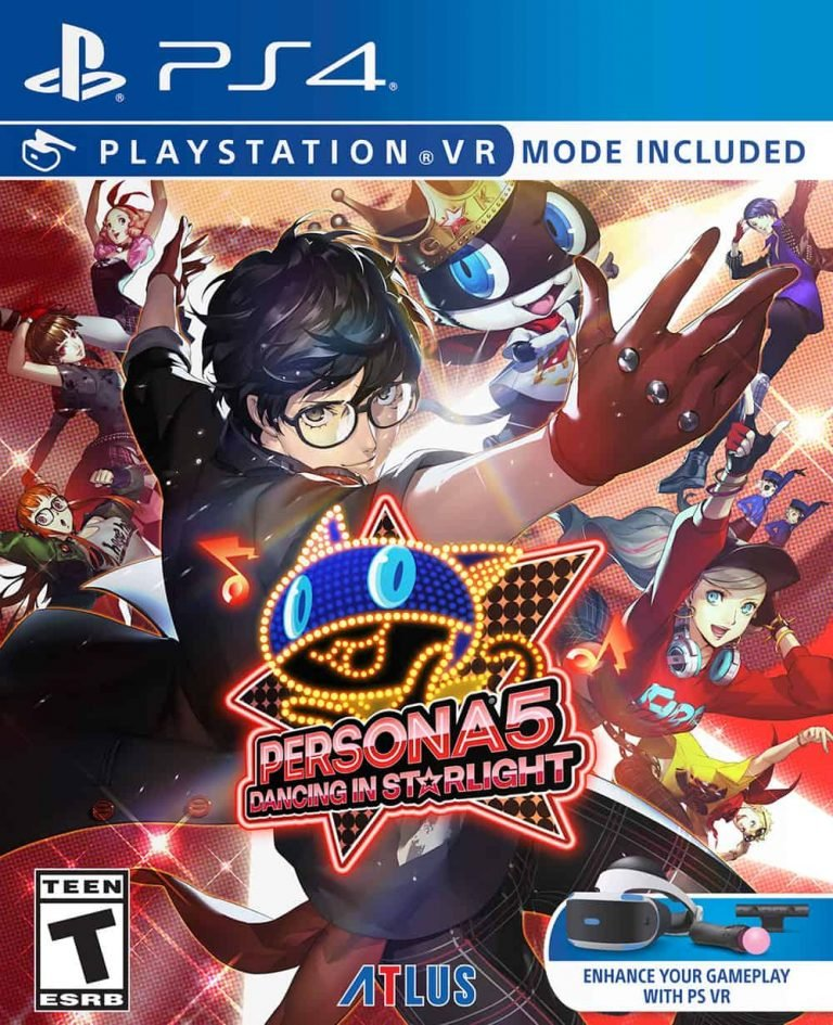 Persona 5: Dancing in Starlight (PS4) Review 3