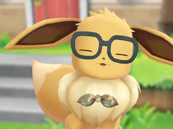Pokémon Let's Go Eevee (Switch) Review 1