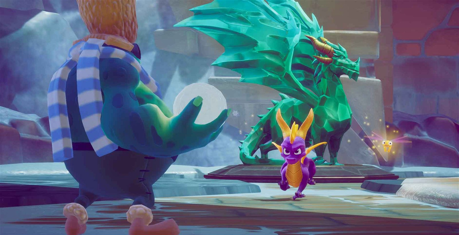 Spyro Reignited Trilogy (Ps4) Review 1