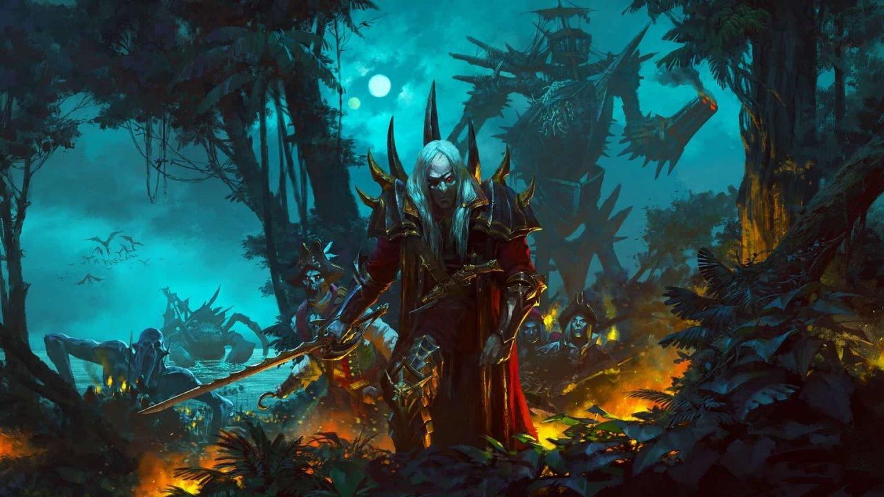 Total War: Warhammer II: Curse of the Vampire Coast