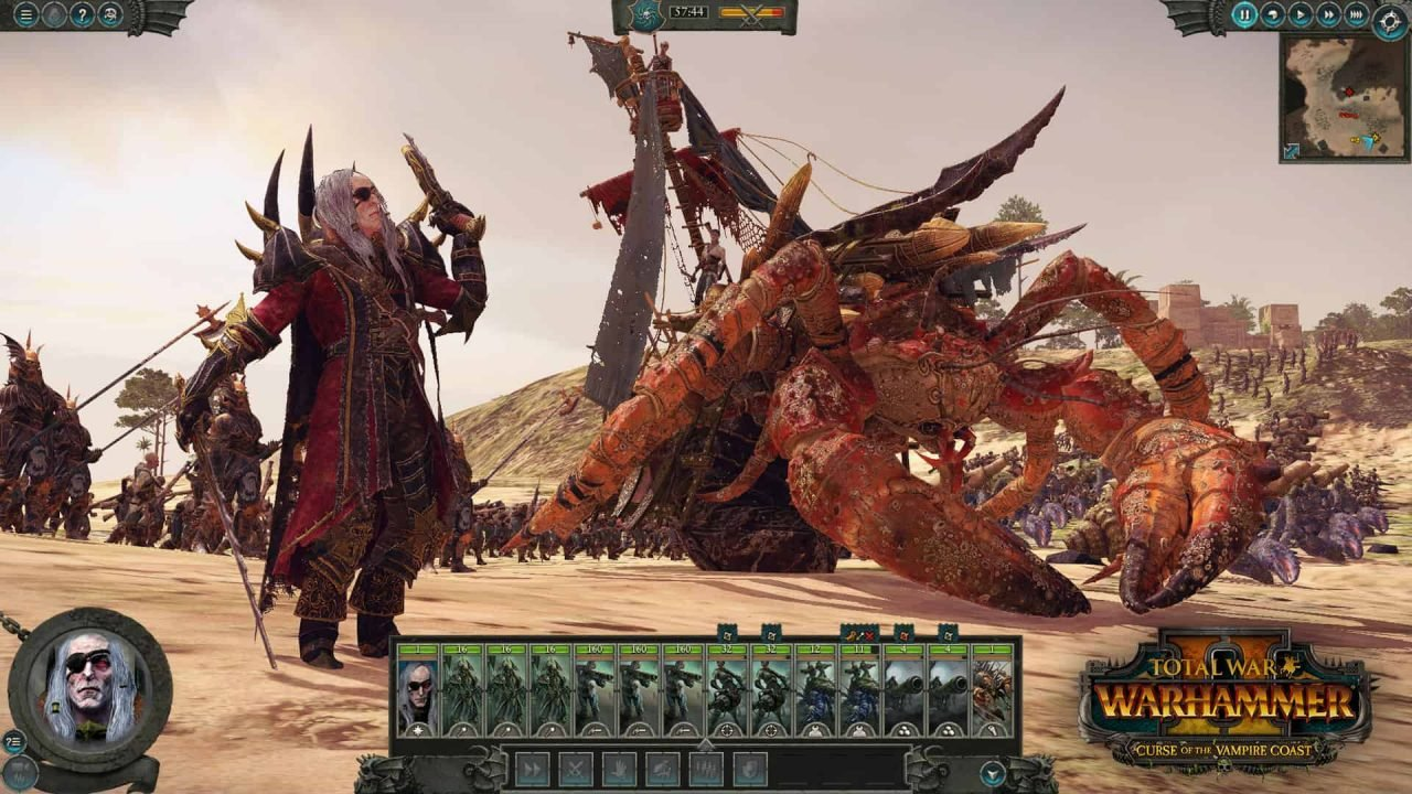 Total War: Warhammer II: Curse of the Vampire Coast 3