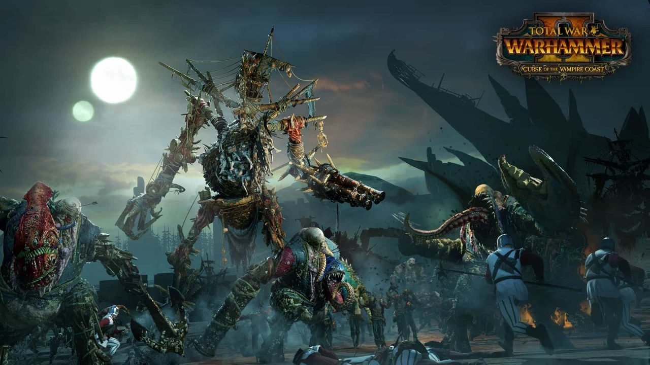 Total War: Warhammer II: Curse of the Vampire Coast 5
