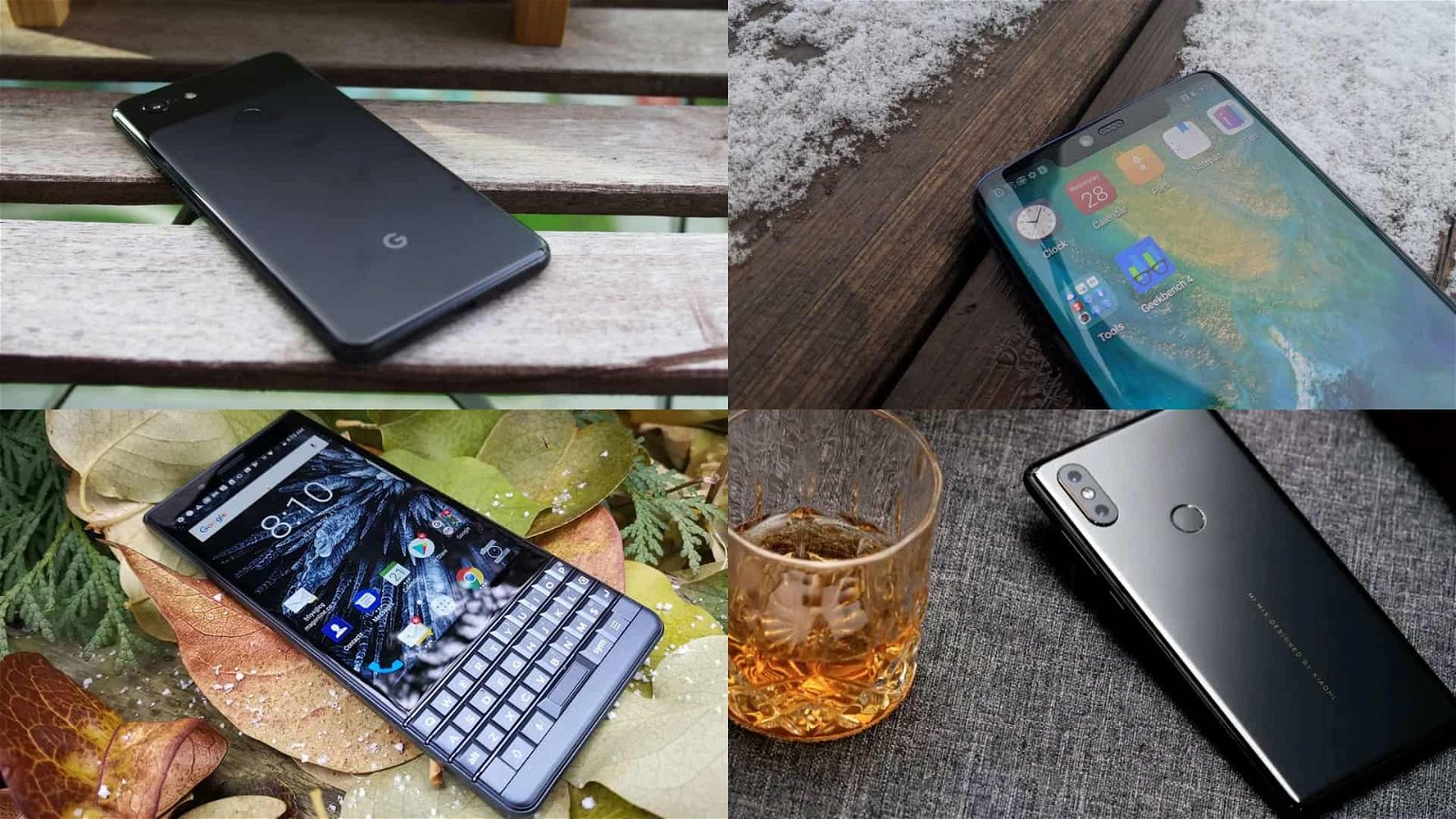 2018 Smartphone Holiday Gift Guide