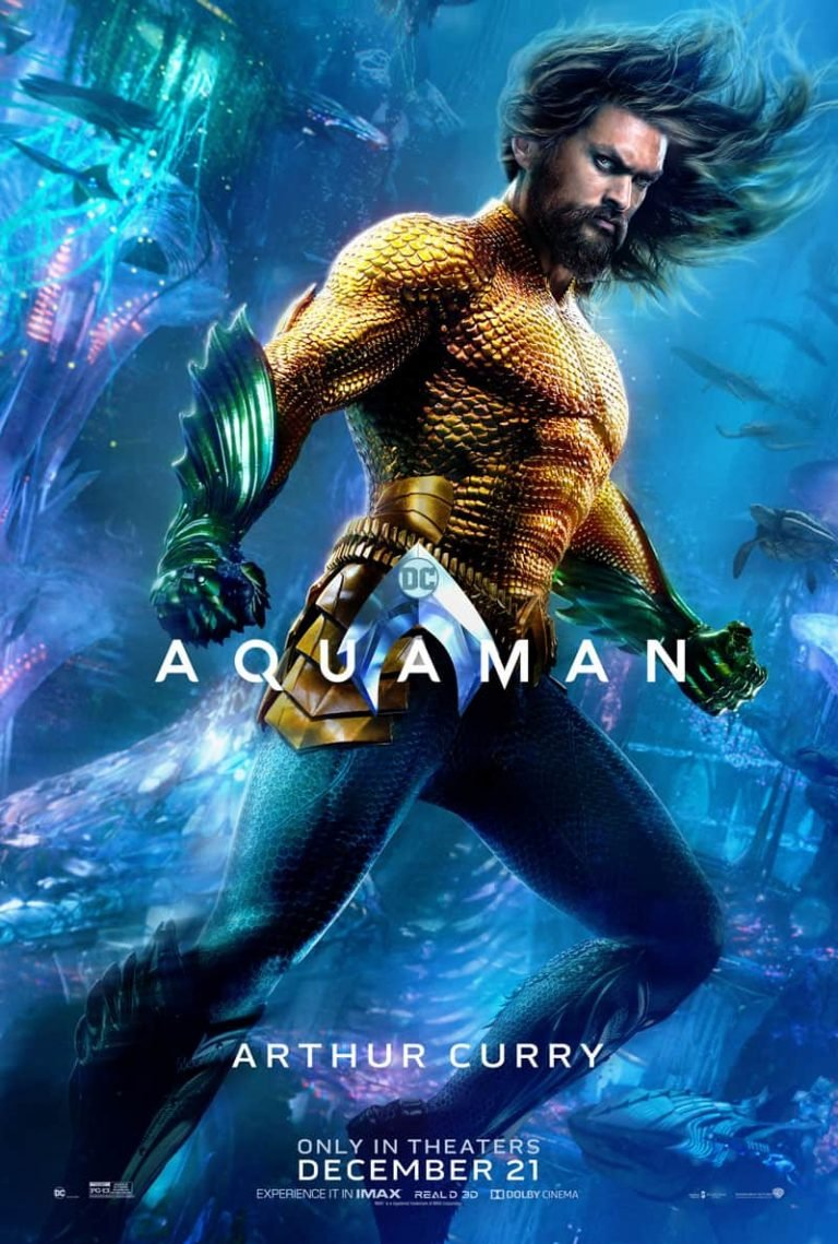 Aquaman (Movie) Review 3