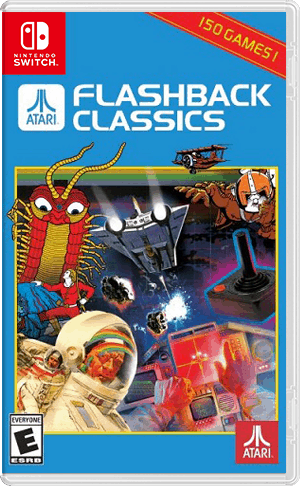 Atari Flashback Classics (Switch) Review 4