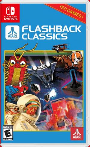 Atari Flashback Classics (Switch) Review 5