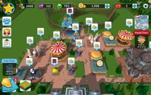 Atari® Partners with Animoca Brands to Make Blockchain Versions of Atari Games RollerCoaster Tycoon® Touch™ and Goon Squad™
