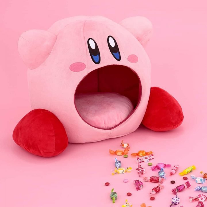 """Bandai Spirits: You Too Can Find Out """"What Would Happen If Kirby Inheld You In..."""" With This 38 Cm Tall Plushy! 2"""