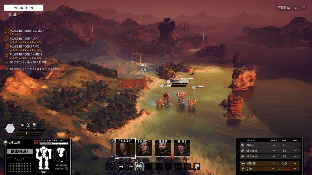 Battletech: Flashpoint (Pc) Review 4