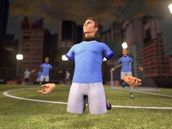 Cherry Pop Games, Developer of Sports Bar VR Announce World's First VR Soccer Game