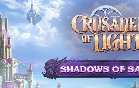 "Crusaders of Light Launches ""Shadows of Sardar"" - Mobile MMORPG's Largest Content Update to Date"