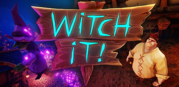 Witch It Spiel
