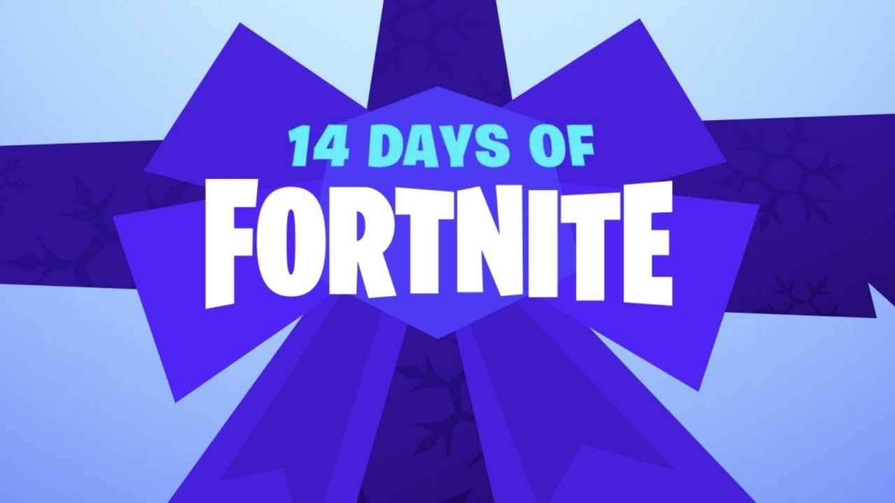 "Dataminers uncover Fortnite's ""14 Days of Fortnite"" Event"