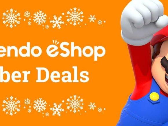 Dozens of Games at Big Discounts Are Part of the Nintendo eShop Cyber Deals