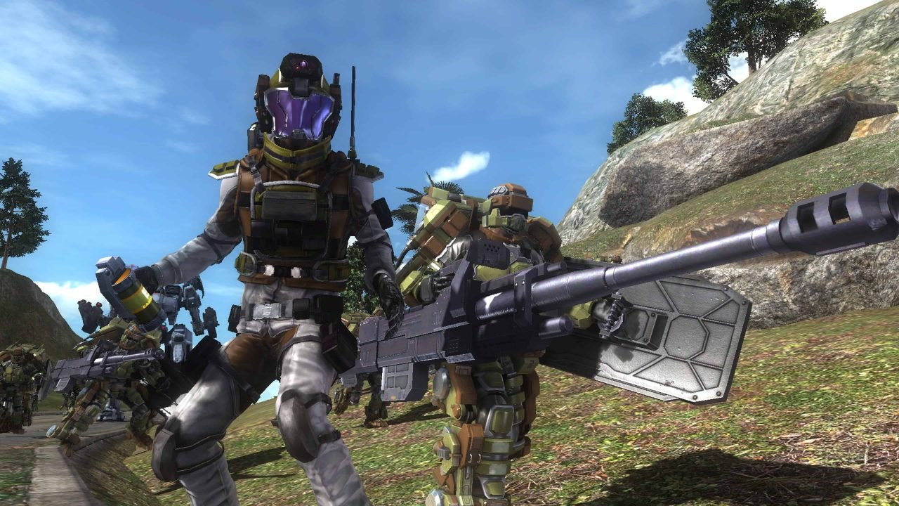Earth Defense Force 5 (PS4) Review 10