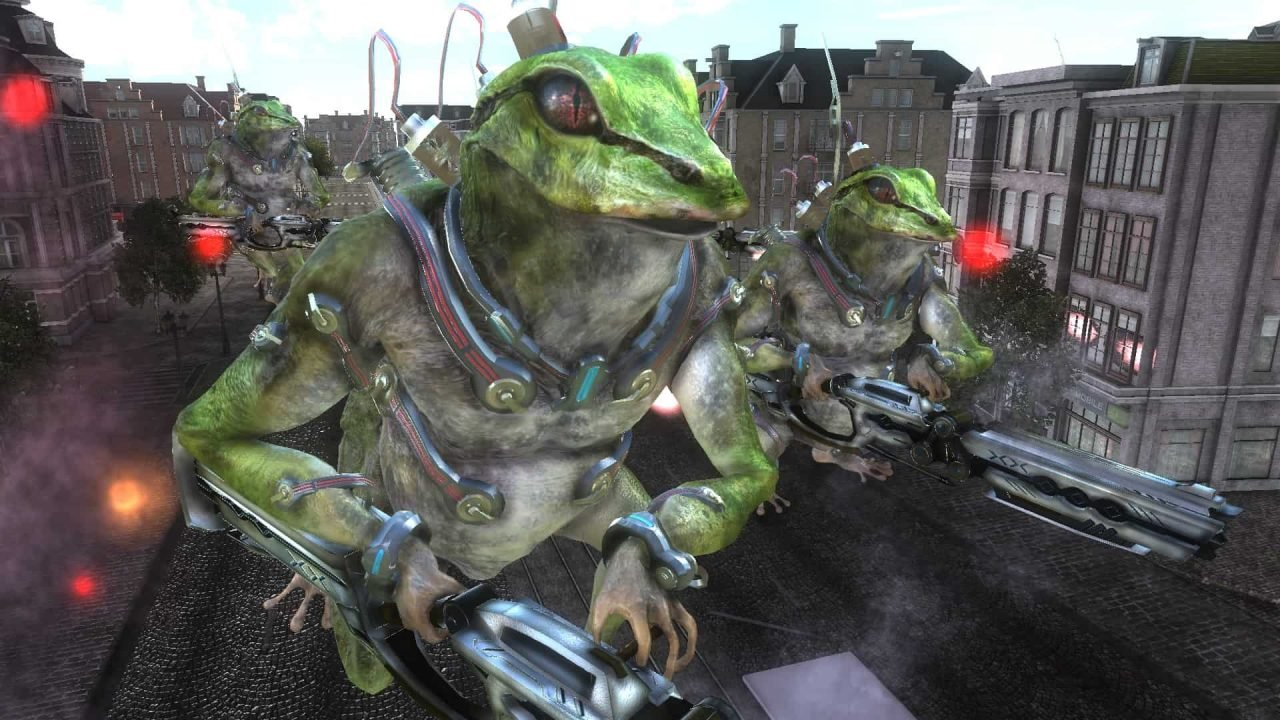 Earth Defense Force 5 (PS4) Review 1