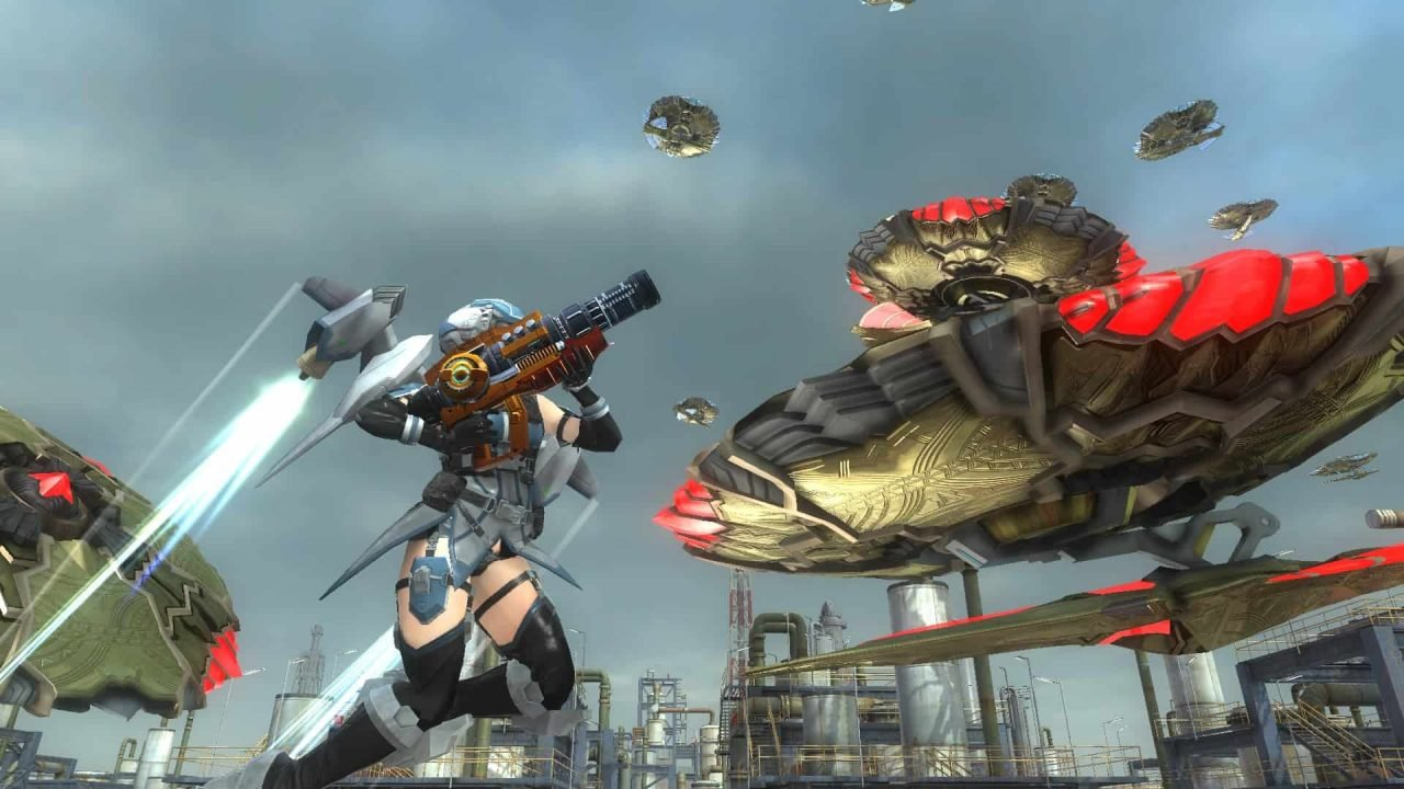 Earth Defense Force 5 (PS4) Review 3