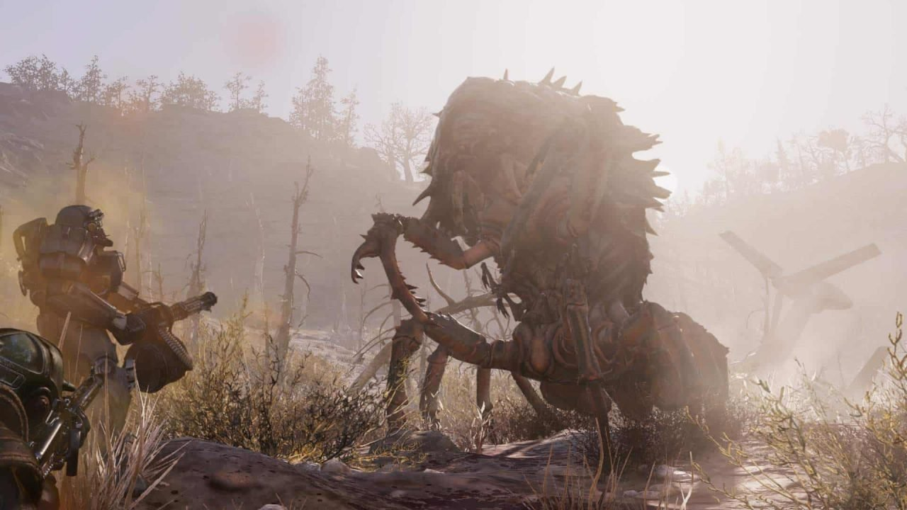Fallout 76 Proves Loyal Support Doesn'T Always Help 7