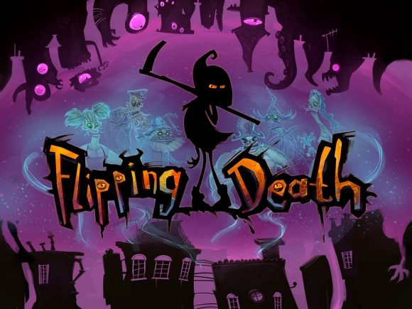 Flipping Death Retail Version Coming This Spring to PS4 and Switch