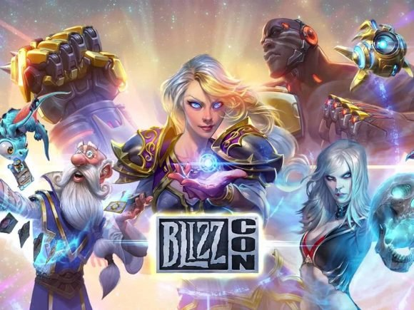 Gamers from Around the World Gather for Gaming, Esports, and More This Week at BlizzCon® 2017