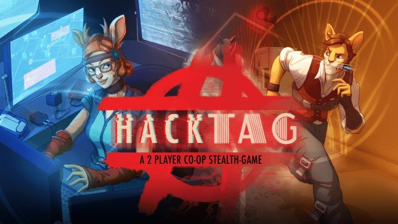 Hacktag Launches on Steam, Bringing Co-Op Stealth Gaming to PC