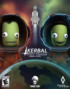 Happy Launchings! Kerbal Space Program Enhanced Edition Now Available