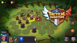 iOS Exclusive Features Coming to Tactical Monsters Rumble Arena