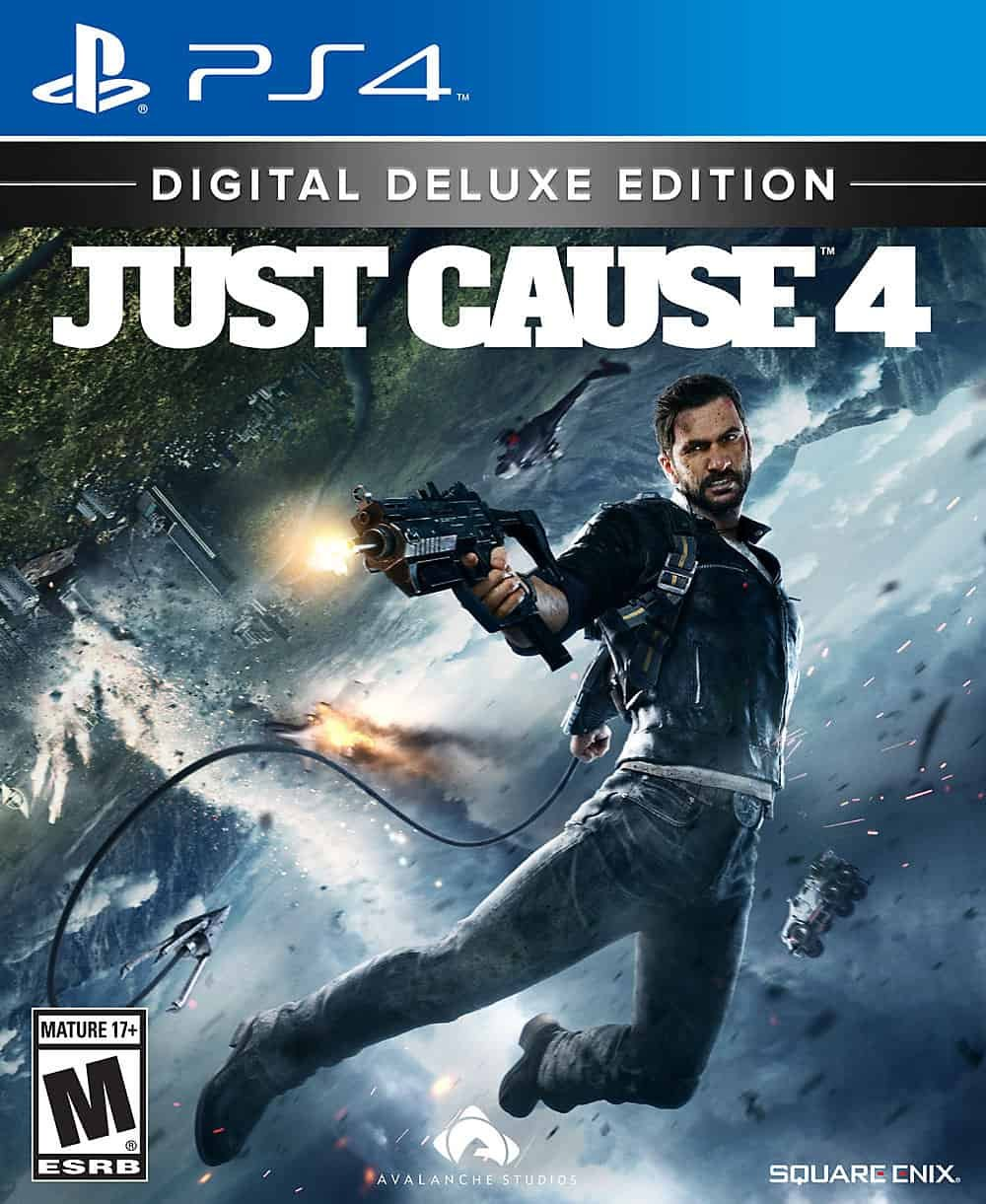 Just Cause 4 PS4 Review 3