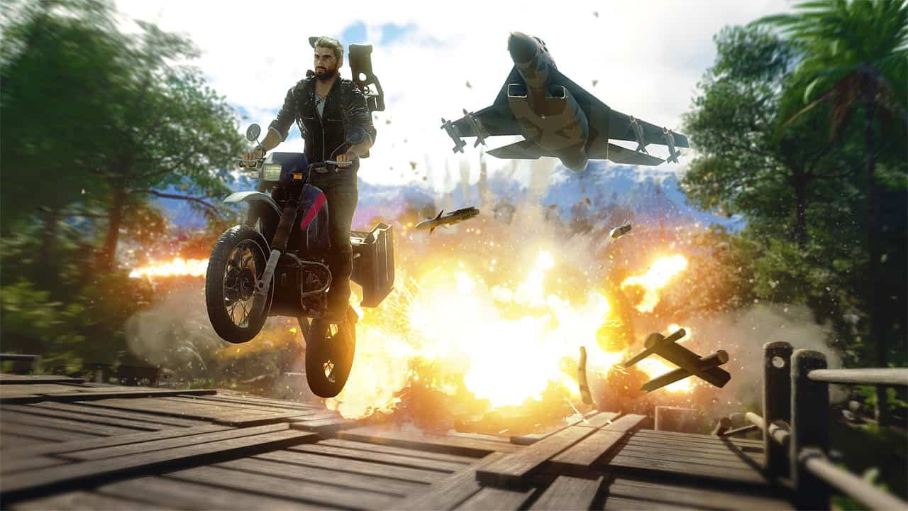Just Cause 4 Ps4 Review 6